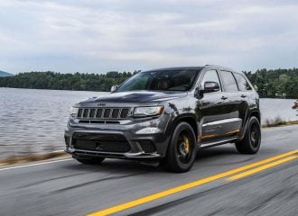 To νέο Jeep Grand Cherokee θα είναι «Made in Italy»