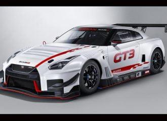 Εξωφρενικό το νέο Nissan GT-R Nismo GT3