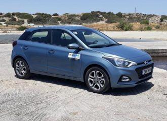 Οι τιμές του ανανεωμένου Hyundai i20 στην Ελλάδα