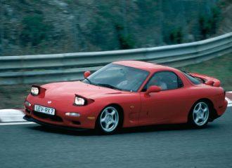 Το Mazda RX-7 έμαθε τον Wankel στον κόσμο
