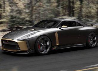 Nissan GT-R50 με… ιταλικό ταμπεραμέντο (+video)