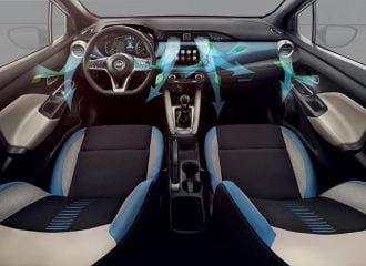 Τα νέα φίλτρα της Nissan ασπίδα για την καμπίνα