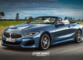 Έτσι θα είναι η κάμπριο BMW Σειρά 8