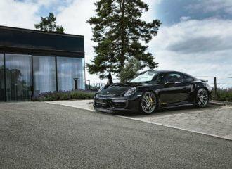 H ΤechArt «τονώνει» την Porsche 911 Turbo S