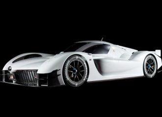 Έρχεται hypercar από την Toyota με 1.000 ίππους (+video)