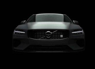 Πρώτη γεύση από το νέο Volvo S60