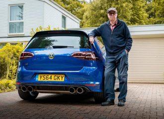Παππούς με VW Golf R 600 ίππων! Θα σέβεσαι… (+video)