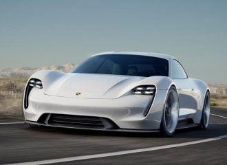Οι εντυπωσιακές επιδόσεις της νέας Porsche Taycan