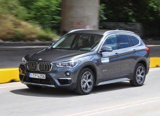 Δοκιμή BMW X1 sDrive18i 1.5 λτ. 140 PS