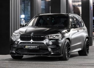 BMW X5 M για κόντρες με supercars!