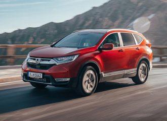 Νέο Honda CR-V: Πότε έρχεται Ελλάδα και με ποια μοτέρ
