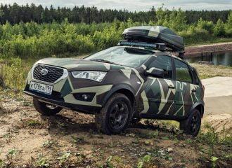 Νέο Datsun για κυνηγούς και ψαράδες