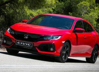 Honda Civic με μειωμένη τιμή και νέες εκδόσεις