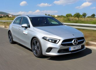 Δοκιμή Mercedes-Benz A 180 d 7G-DCT