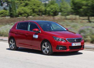 Δοκιμή Peugeot 308 1.6 BlueHDi 120 PS Auto
