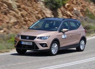 Δοκιμή SEAT Arona 1.6 TDI 95 HP (+video)