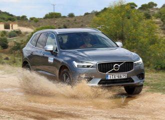 Δοκιμή Volvo XC60 D5 AWD 235 hp