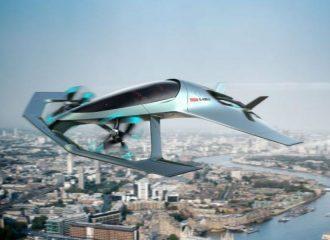 Iπτάμενο αυτοκίνητο και από την Aston Martin