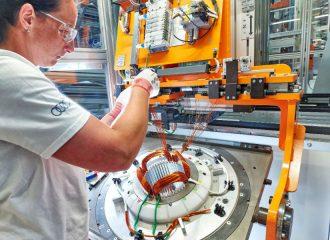 H Audi ξεκινάει την παραγωγή ηλεκτρικών μοτέρ στην Ουγγαρία