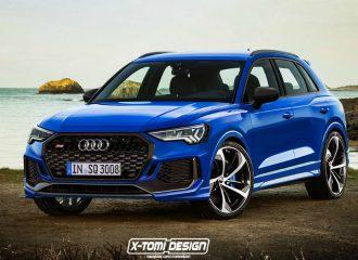 Πρώτη γεύση από το νέο Audi RS Q3