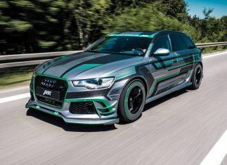 Υβριδικό Audi RS 6-Ε με 1.018 άλογα! (+video)