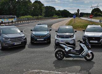 Τα αυτοκίνητα των BMW, Ford και PSA συνεννοούνται (+video)