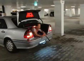 Αισθητήρας παρκαρίσματος με live κλαρίνο! (+video)