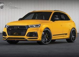 Αγριεμένο και πολύ τολμηρό Audi SQ5