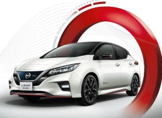 Το Nissan LEAF Nismo «ηλεκτρίζει» την ατμόσφαιρα (+video)