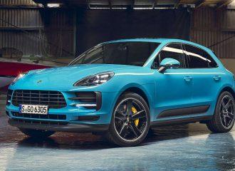 Παρουσιάστηκε επίσημα η ανανεωμένη Porsche Macan