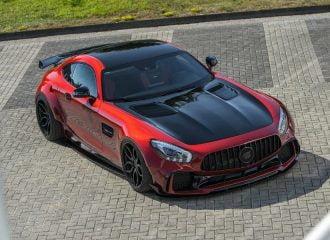 Κολασμένη Mercedes-AMG GT S