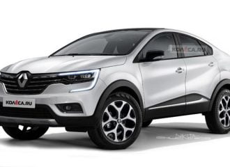 Έτσι θα μοιάζει το νέο crossover της Renault