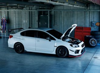 Eπετειακό και απολύτως ειδικό Subaru WRX STI Type RA-R