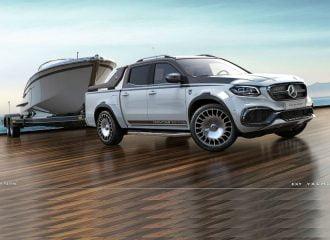 Αυτή η Mercedes X-Class είναι η «Maybach των αγροτικών»