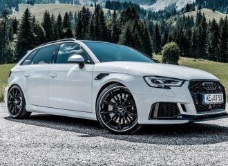 500 άλογα για το Audi RS 3 Sportback (+video)