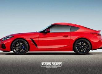 BMW Z4 Coupe  όπως λέμε… νέα Toyota Supra