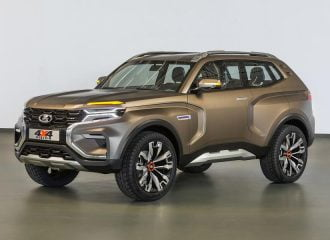 Νέες λεπτομέρειες για το μελλοντικό Lada Niva
