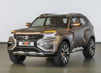 Η Lada ετοιμάζει 17 νέα μοντέλα