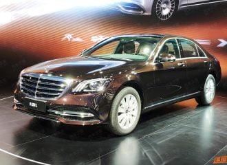 Πρώτη φορά Mercedes S-Class με μικρό κινητήρα