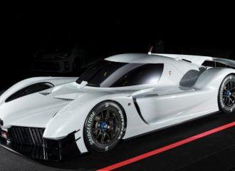 Toυλάχιστον 1 εκατ. ευρώ θα κοστίζει το hypercar της Toyota
