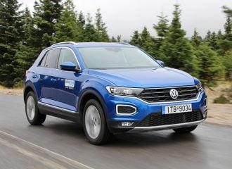 Δοκιμή Volkswagen T-Roc 1.5 TSI ACT 150 PS