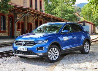 Εκδρομή στα Καλάβρυτα με το VW T-Roc 1.5 TSI