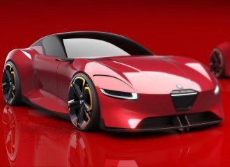 Η νέα Alfa Romeo 8C θα έχει 800 άλογα