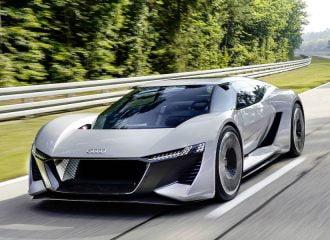 To Audi PB18 e-tron έρχεται…από το μέλλον (+video)