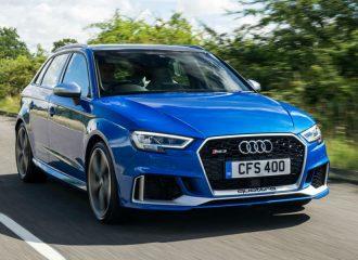 «Στοπ» στην παραγωγή του Audi RS 3 λόγω WHLTP