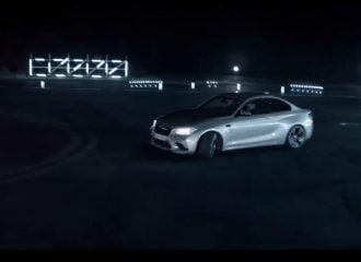 Παγκόσμιο ρεκόρ-νίντζα από την BMW M2 Competition (+video)