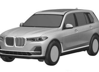 Διέρρευσε η επερχόμενη BMW X7 (+video)