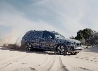Το μεγαλύτερο SUV στην ιστορία της BMW (+video)