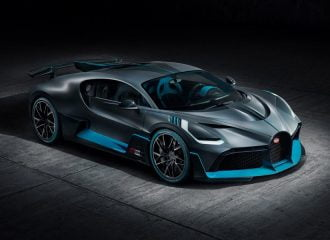 Ιδού η νέα Bugatti Divo των 1.500 ίππων (+video)