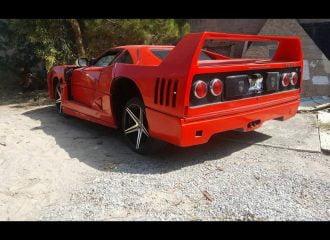 Ιαπωνική… Ferrari F40 για 5.000 ευρώ